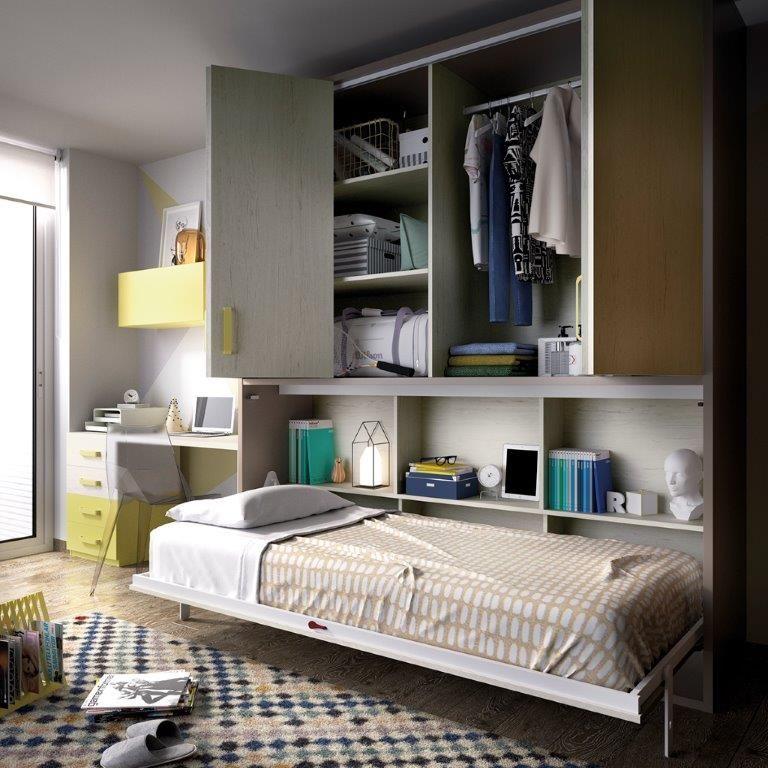 Dormitorios juveniles Móstoles