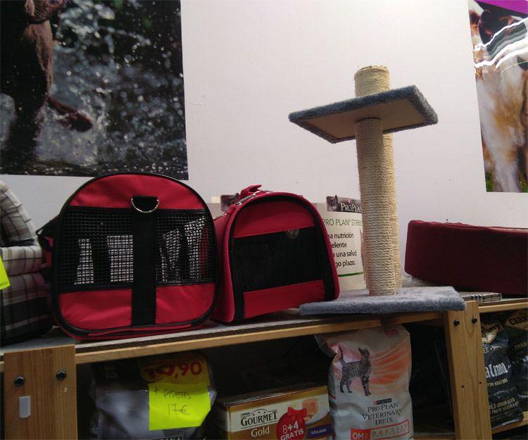 Accesorios para mascotas en Bilbao