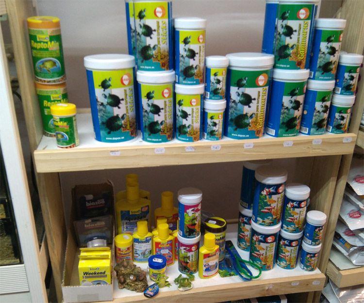 Productos para mascotas en Bilbao