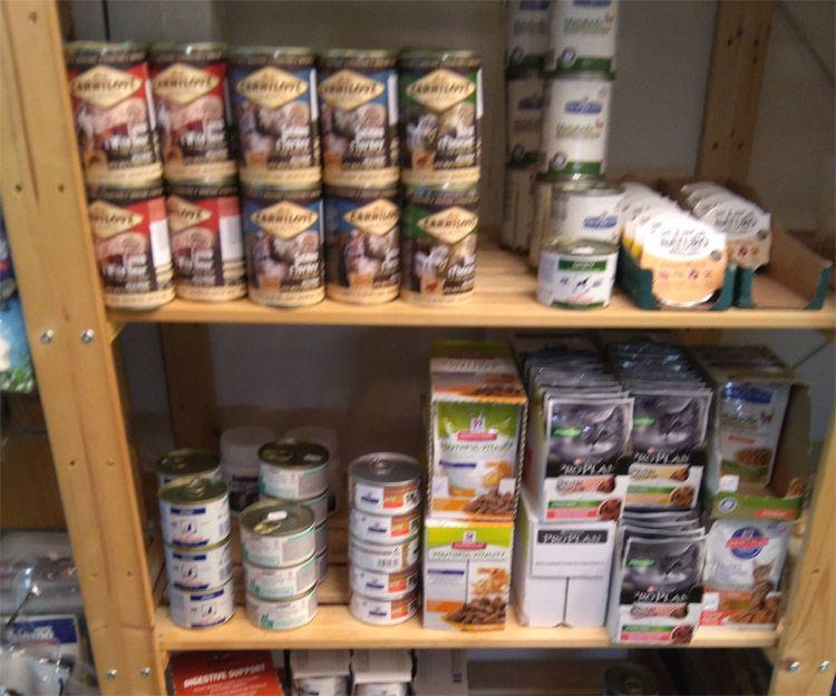 Venta de productos para perros