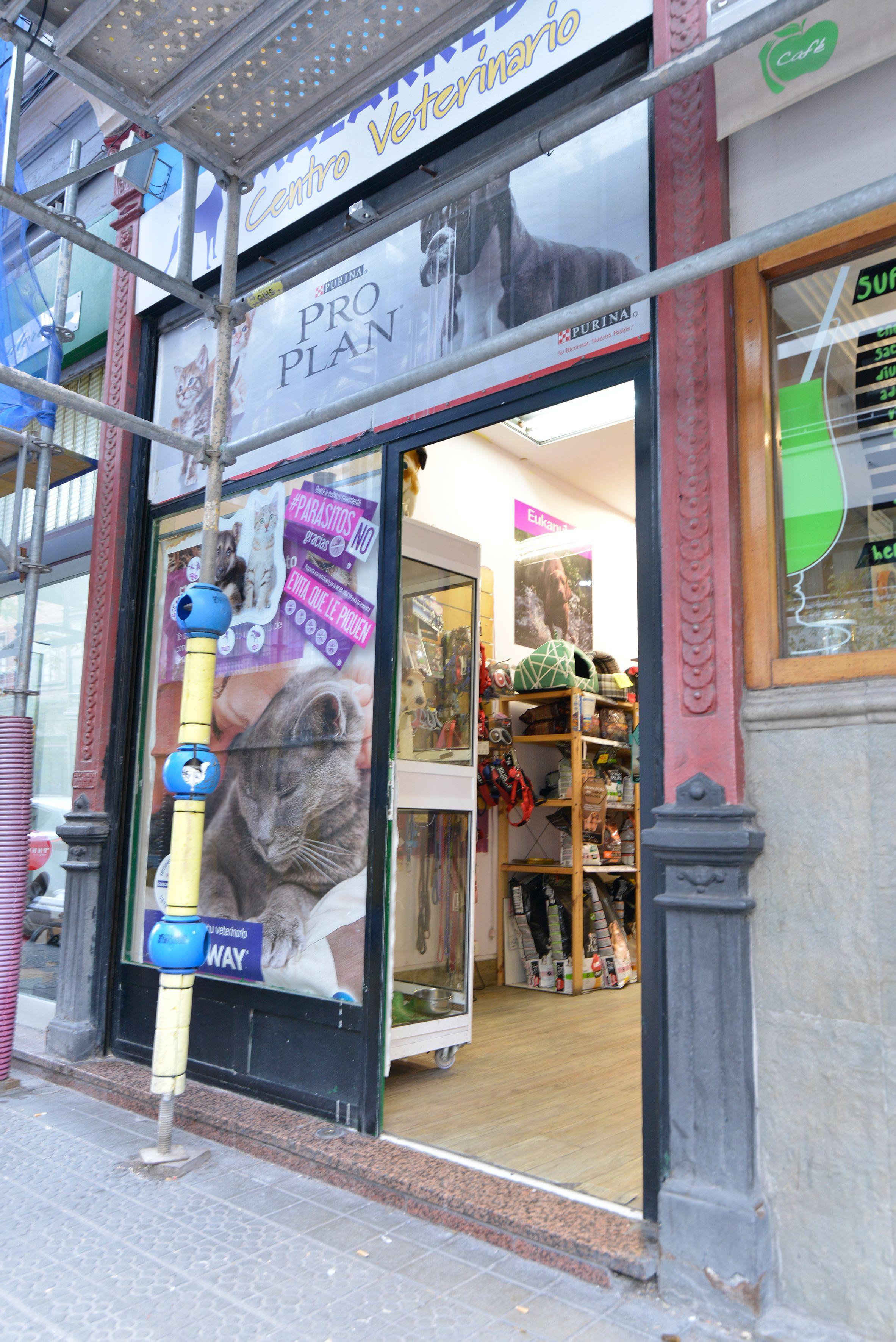 Foto 4 de Tiendas de animales en Bilbao | Centro Veterinario Mazarredo