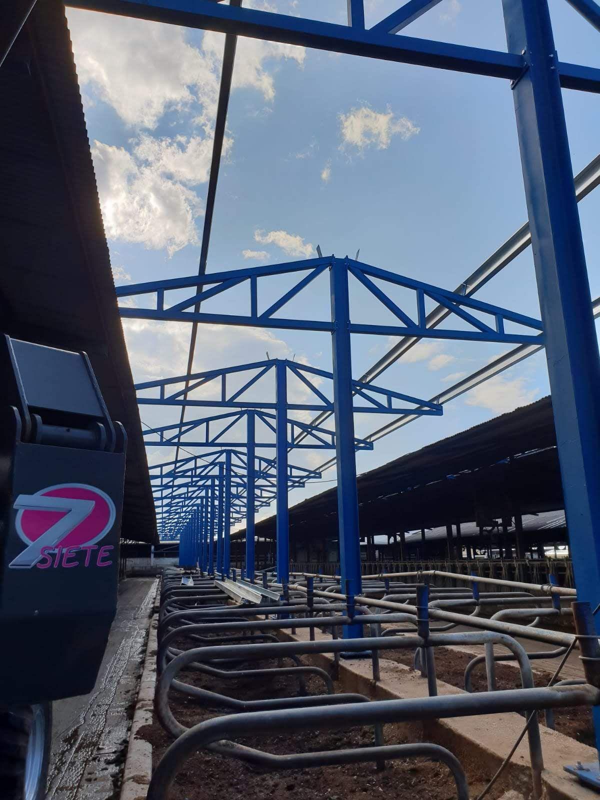 Estructuras metálicas en Albacete