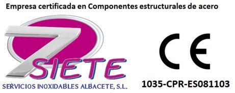 Foto 22 de Trabajos en hierro y acero inoxidable en Villamalea | Servicios Inoxidables Albacete