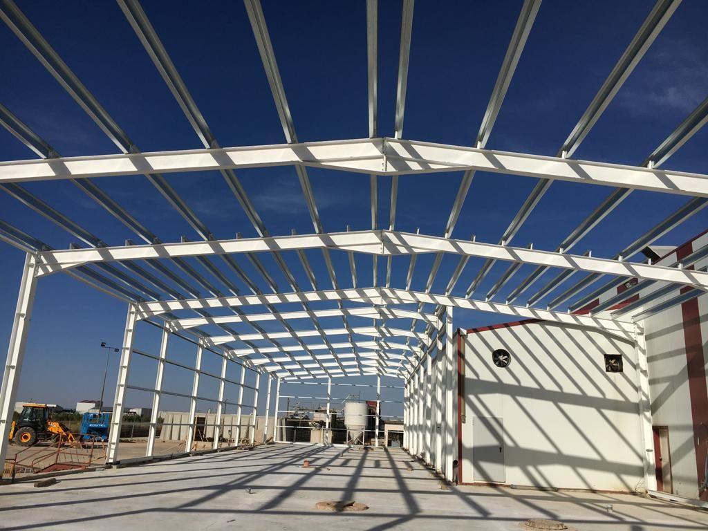 Construcciones Metálicas Castilla La Mancha