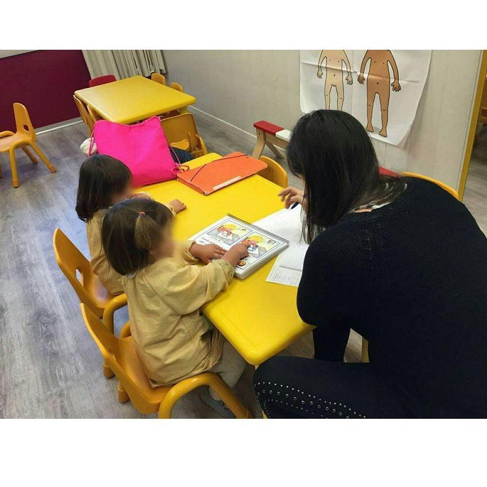 Ludoteca: Servicios educativos  de Centro Infantil Érase una Vez