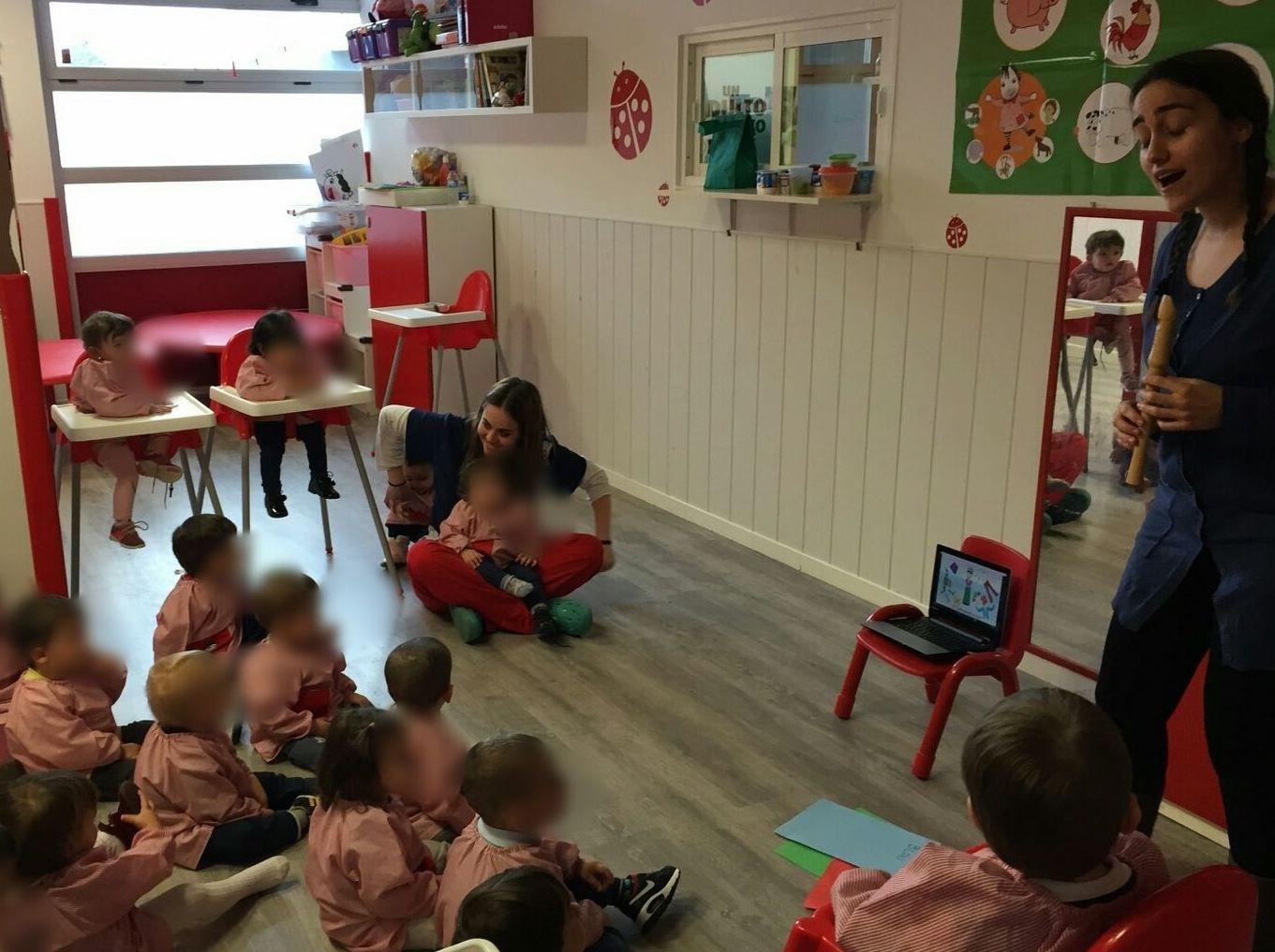Escuela infantil, talleres, ludoteca y celebración de cumpleaños infantiles en León