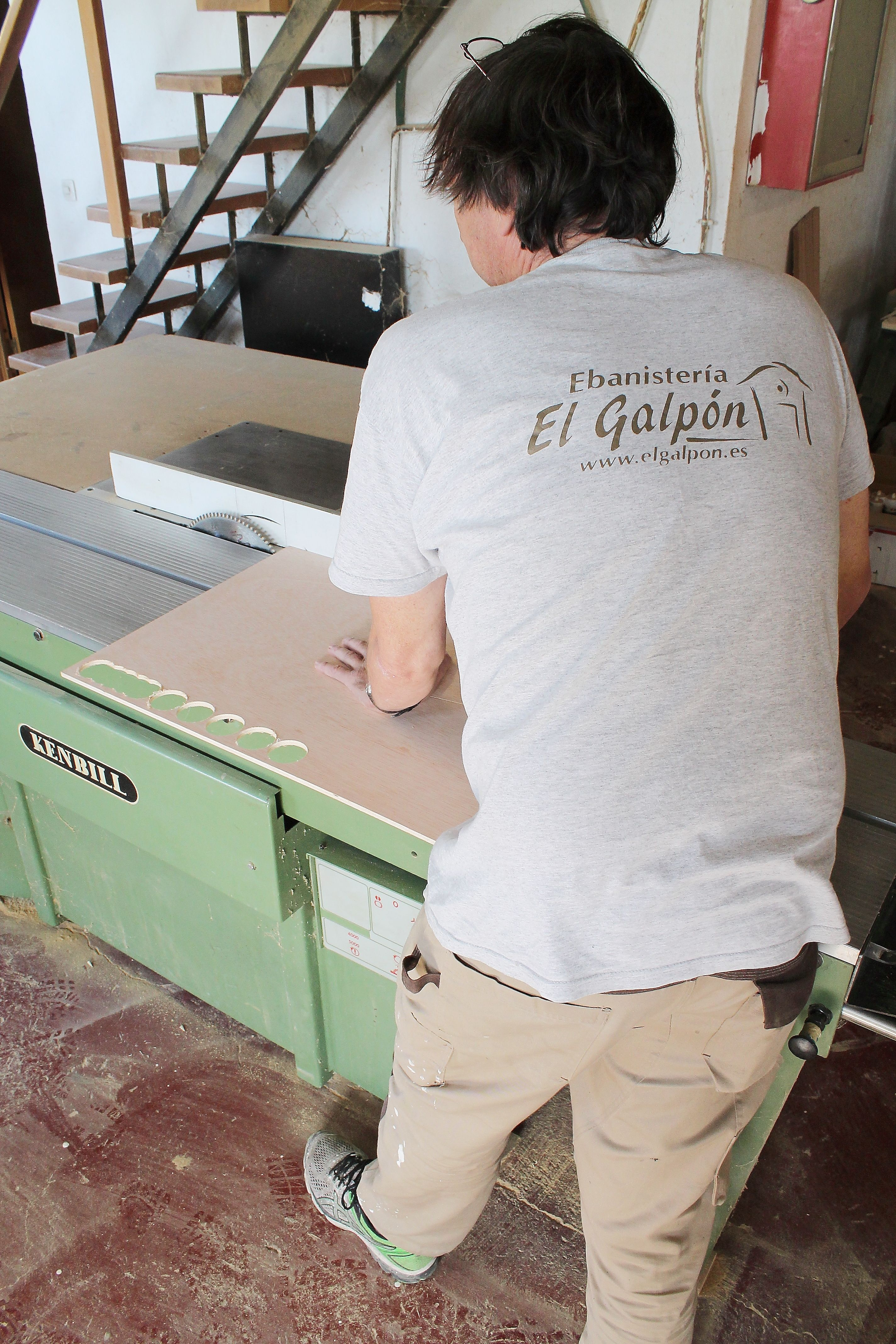 Ebanistería y carpintería en Pedrezuela
