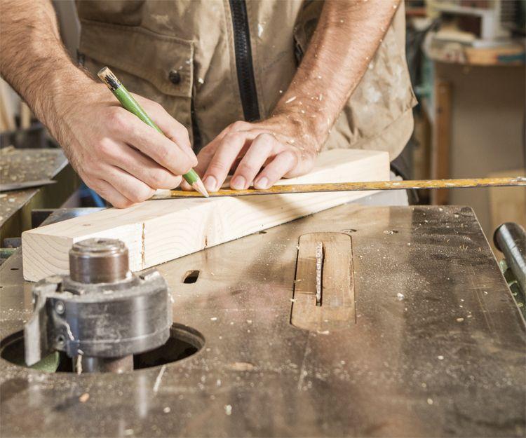 Trabajos de carpintería en Pedrezuela