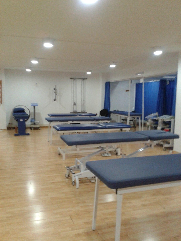 Centro de rehabilitación en Granollers, Barcelona