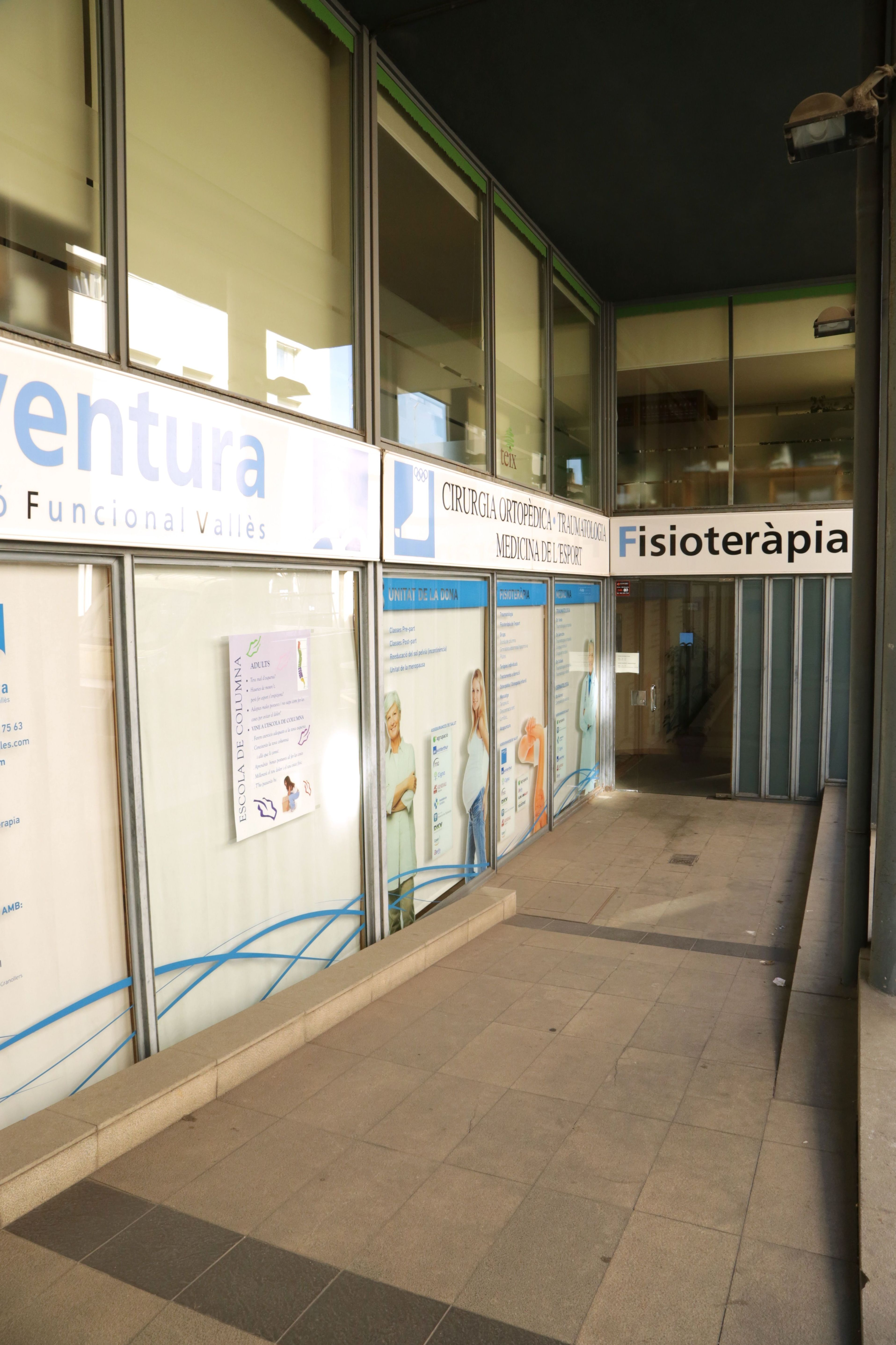 Foto 5 de Fisioterapia en    Centro de Recuperación Funcional Vallés Mercè Ventura