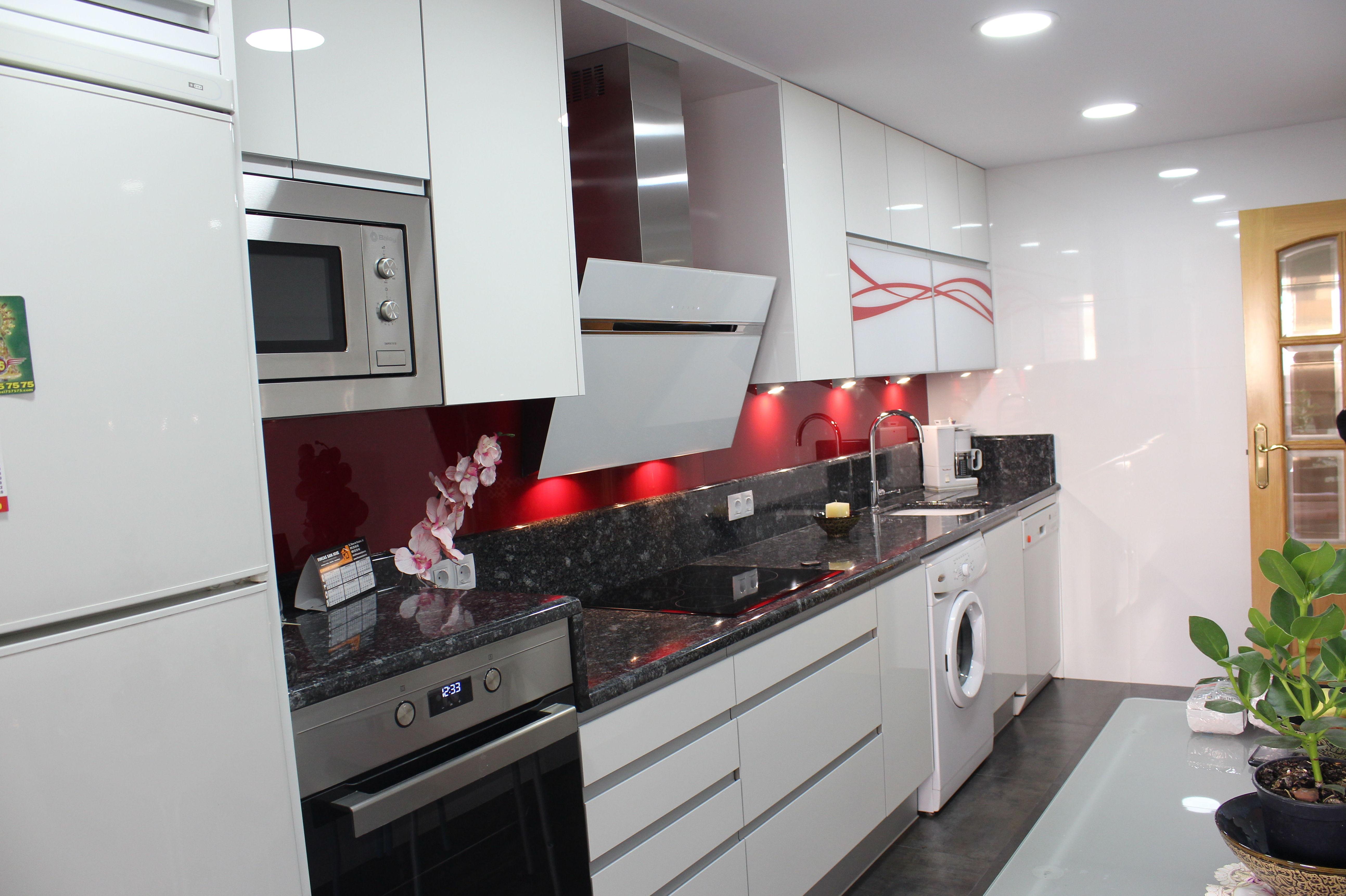 Encimera de cocina servicios de m rmoles gaivi for Granitos nacionales para cocinas