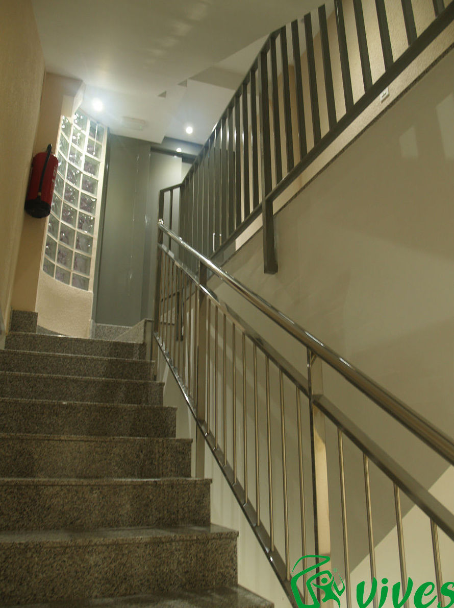 Instalación de ascensor en C/ Pérez Serrano nº 5