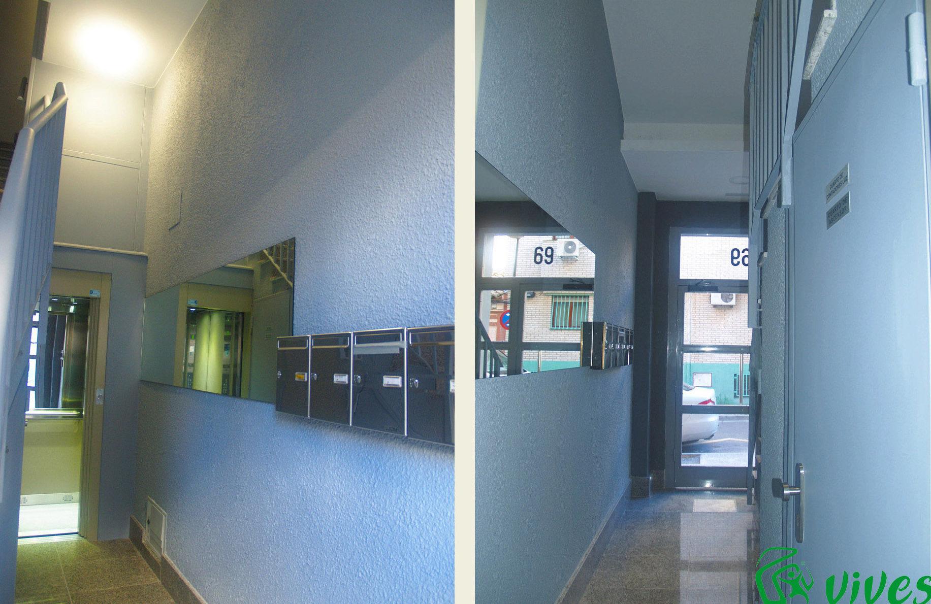 Instalación de ascensor en C/ Checa nº 69