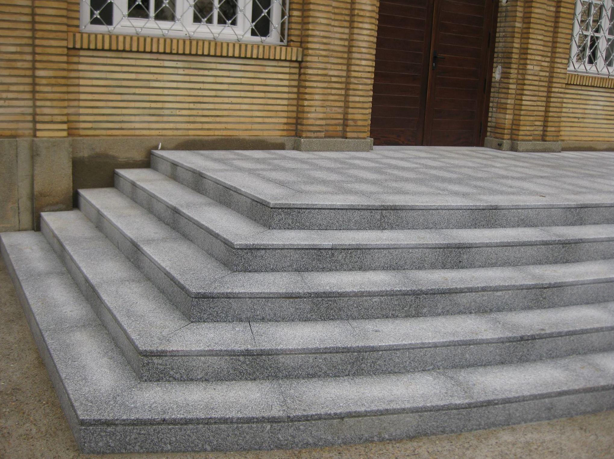 Escaleras: Servicios de Mármoles Gaivi