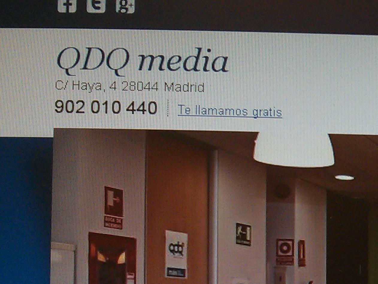 Foto 1 de Diseño de páginas web en Madrid | Espacio Qonecta