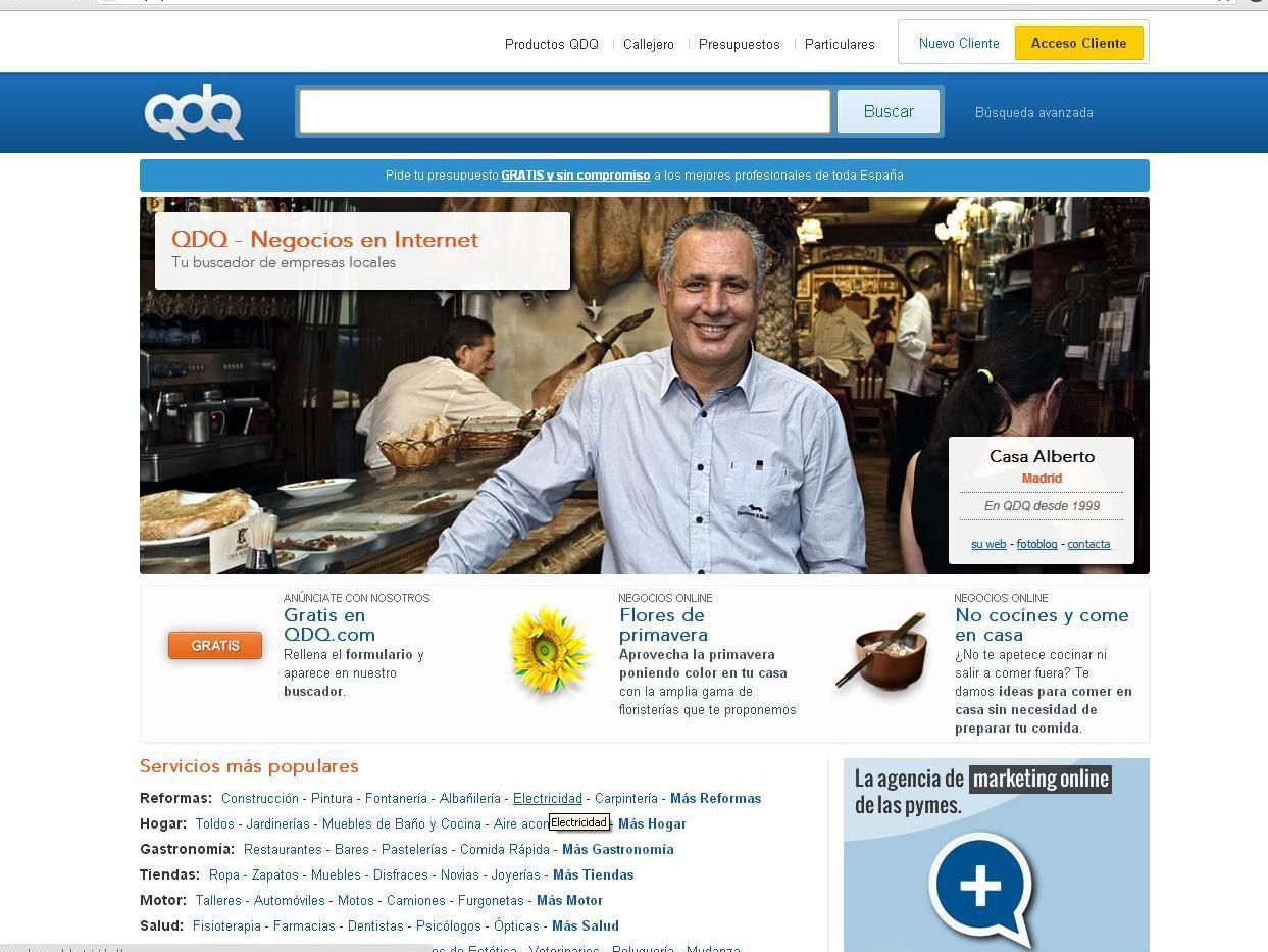 Foto 5 de Diseño de páginas web en Madrid | Espacio Qonecta