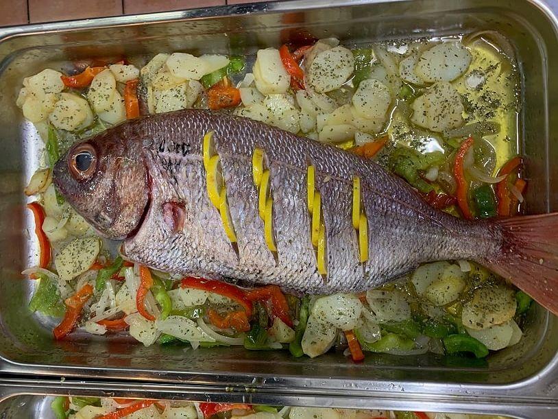 Pescado fresco en tu restaurante de Arona