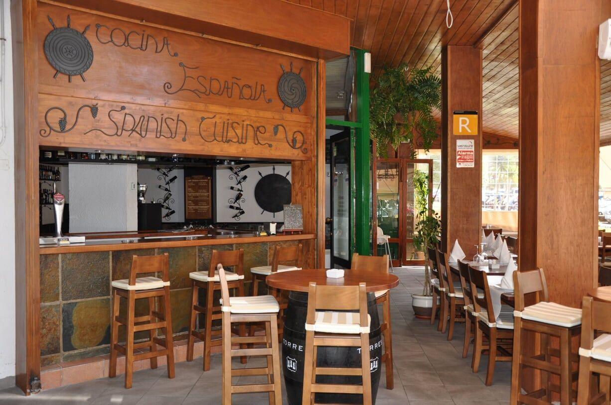 Comidas y cenas exquisitas en Arona