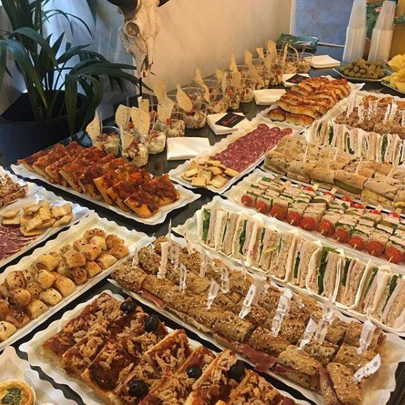 Catering para eventos en Alicante