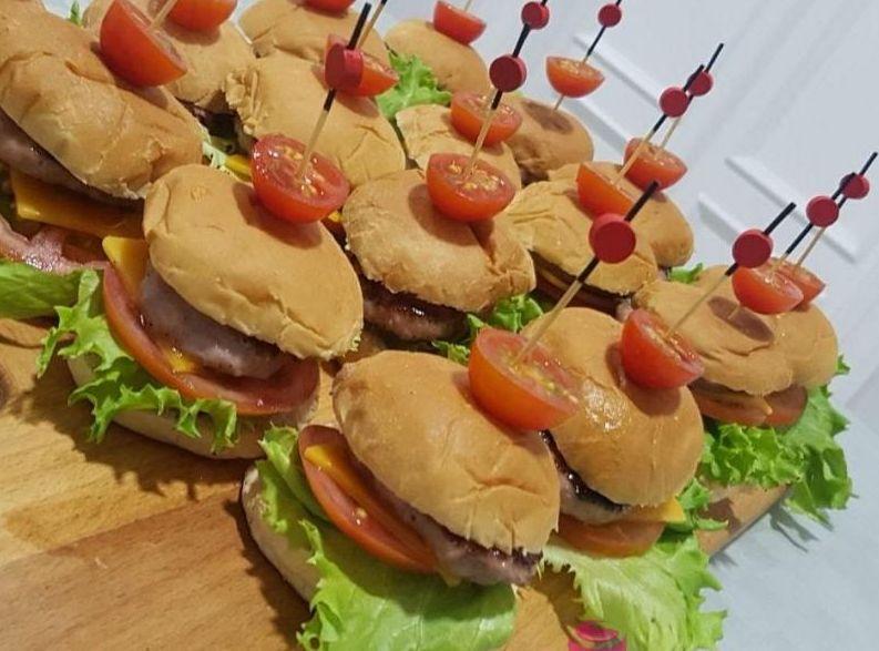 Cocktail lunch clásico: Menus Catering precios de Catering La Crème