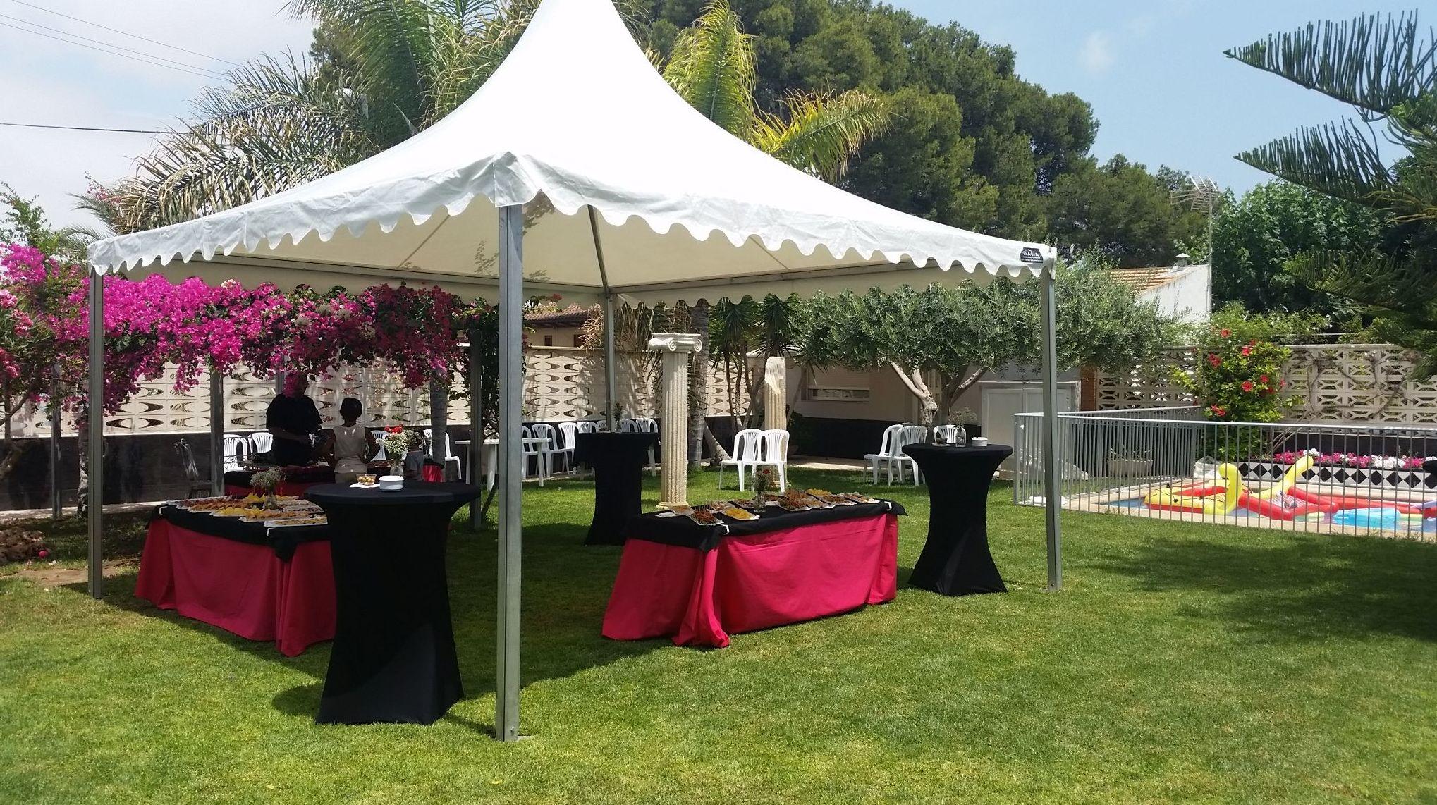 Catering para particulares en Alicante