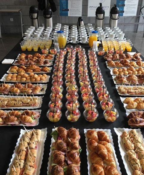 Servicio de catering en Alicante