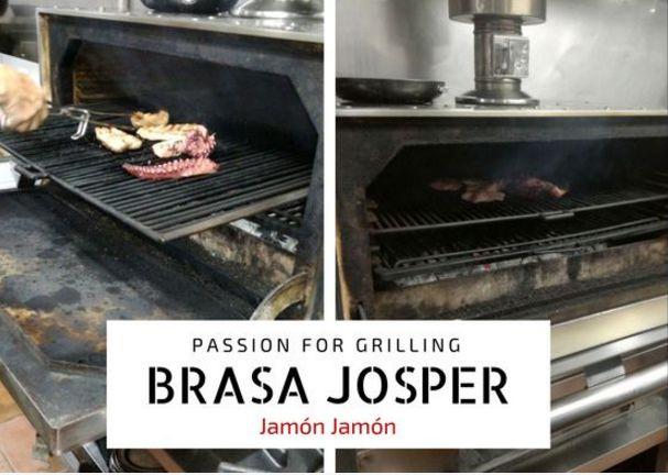 Brasa Josper: Servicios de Tasca Jamón  Jamón