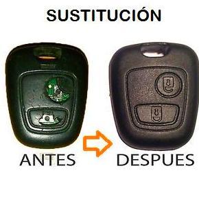 ¿No funcionan los botones del mando de mi coche?