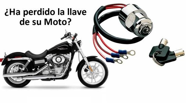 copia llave de moto