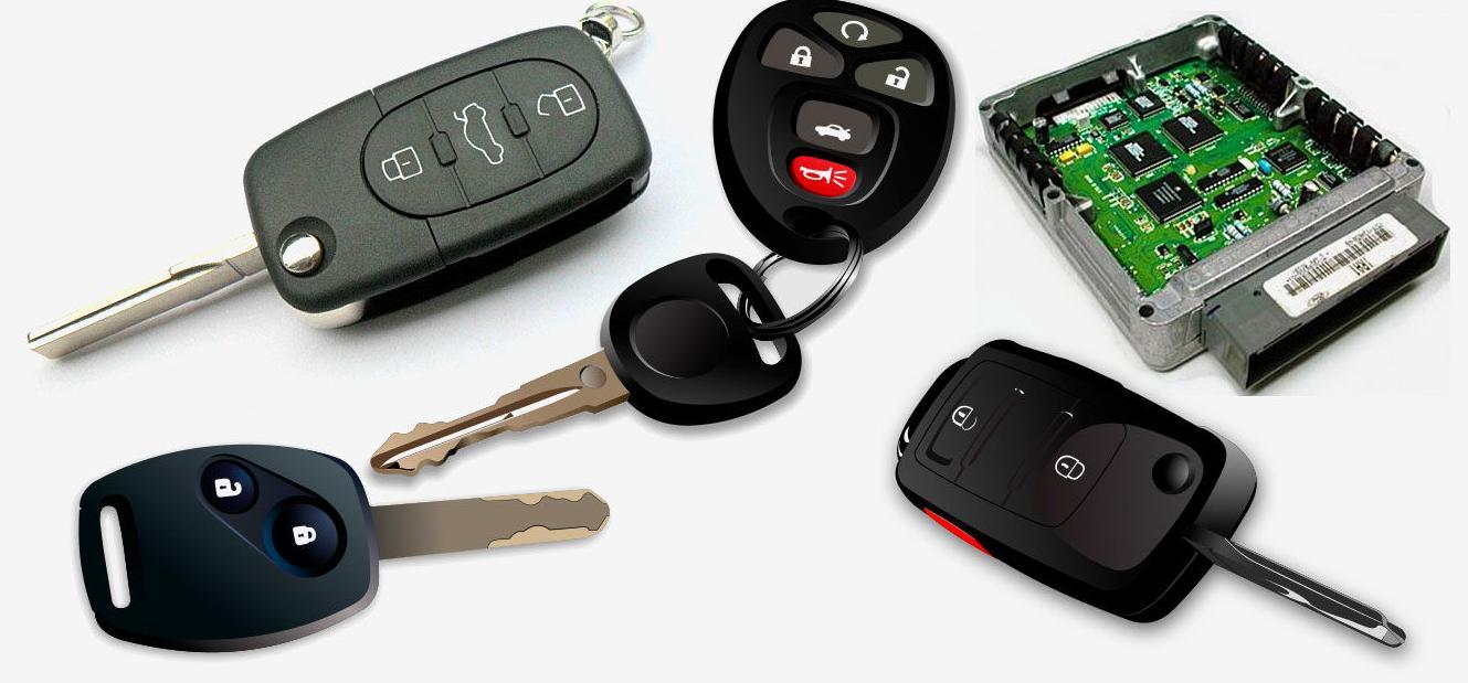 Copias del mando de tu vehiculo: Servicios de CLONEKEY