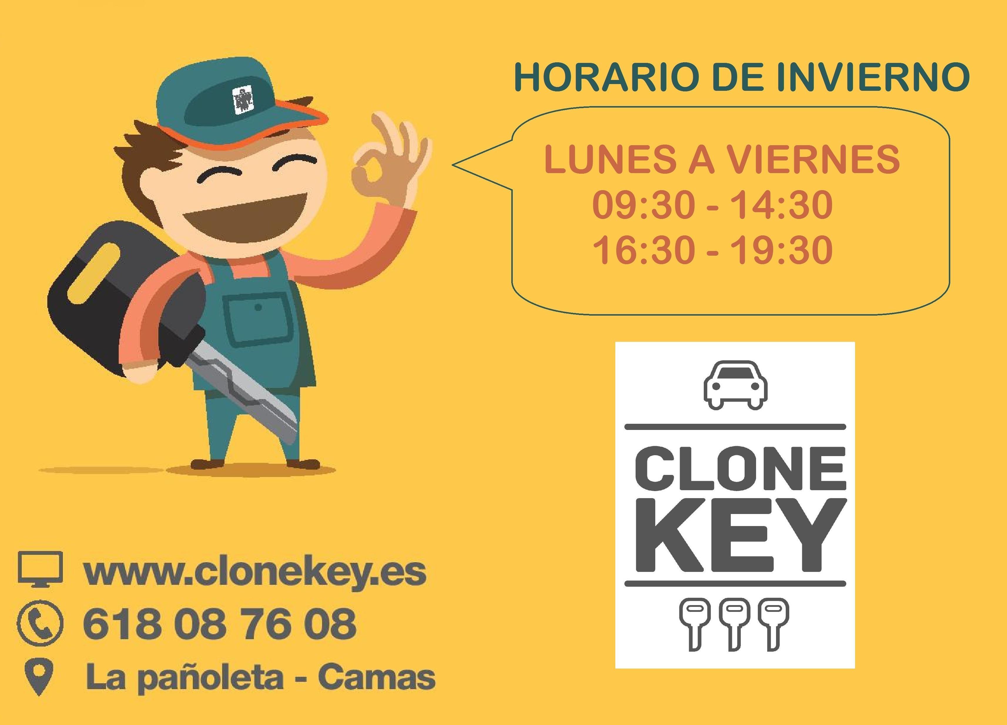 Foto 36 de Cerrajería del automóvil en Camas | CLONEKEY