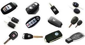 llaves mandos coches