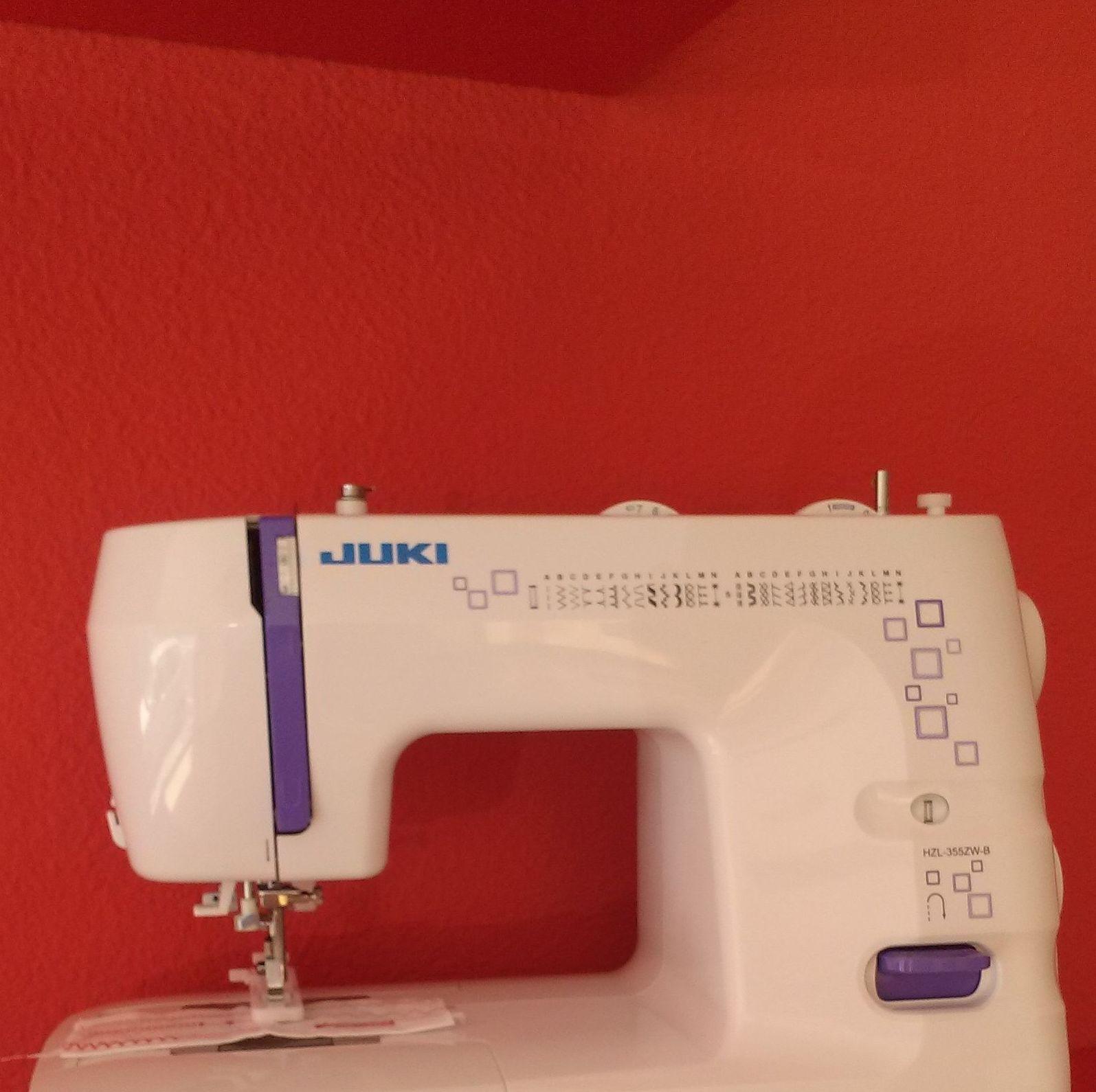 Maquina de coser juki HZL 355
