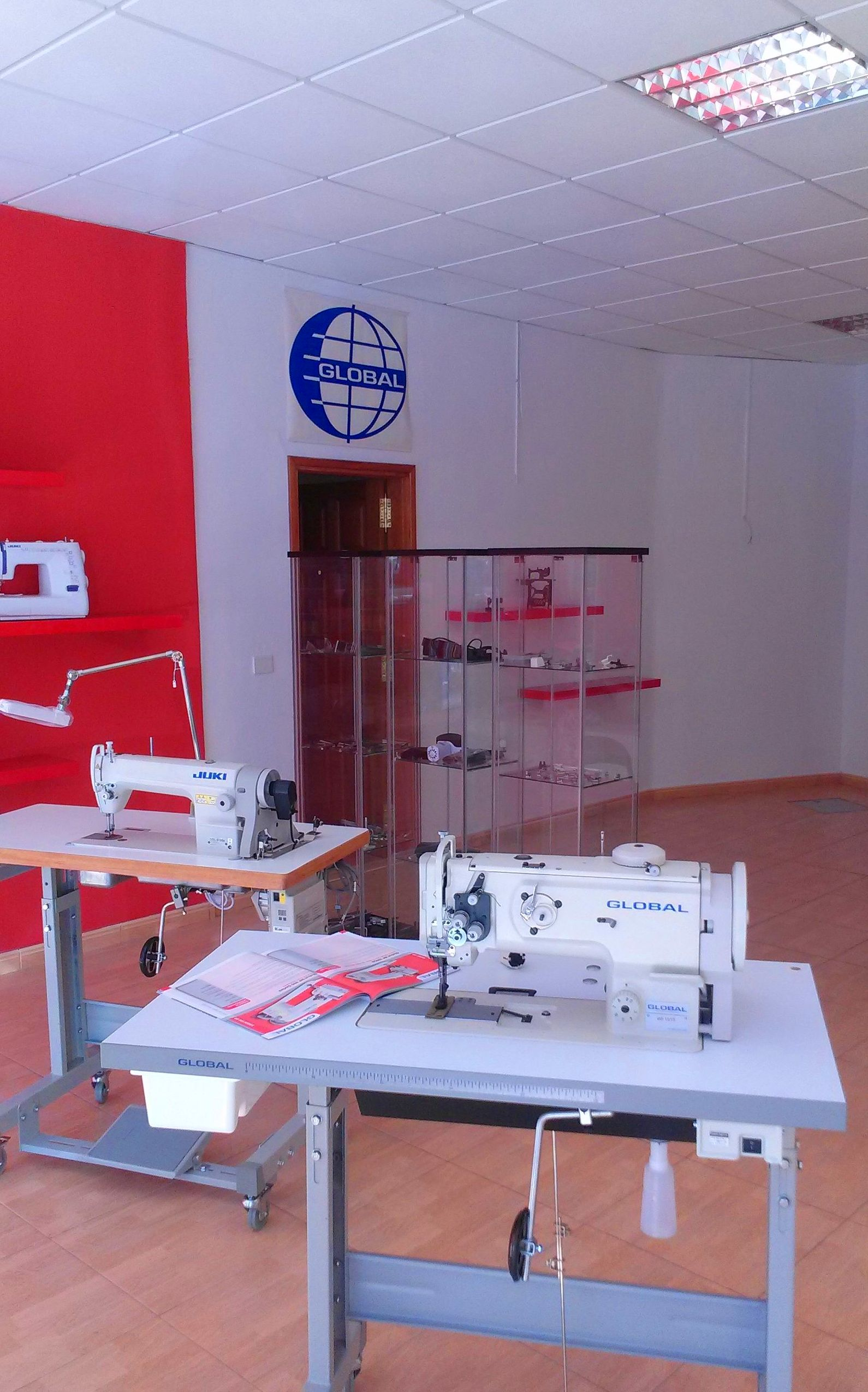 MAQUINA DE TRIPLE ARRASTRE GLOBAL WF 1515