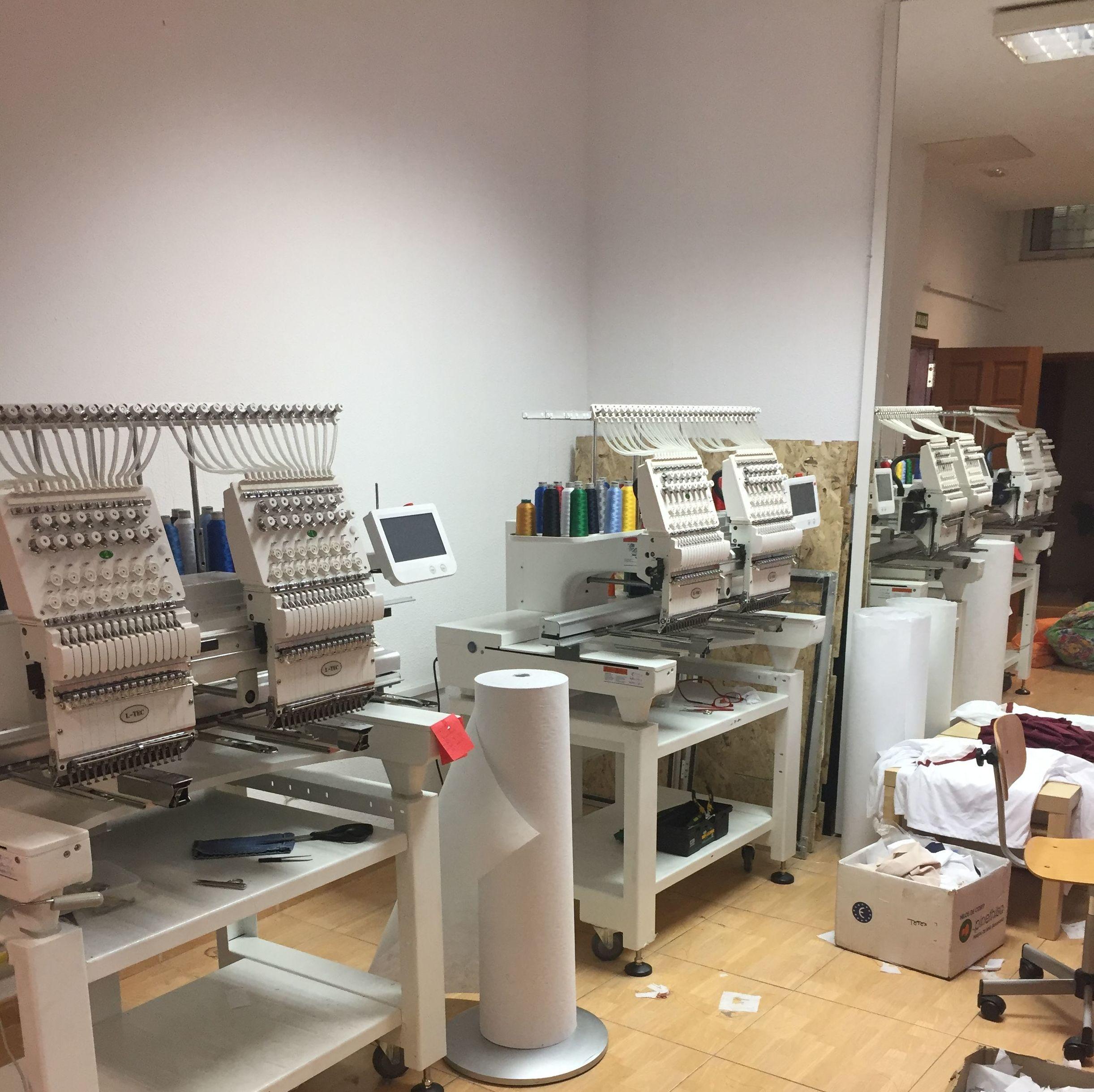 Foto 28 de Máquinas de coser en Santa Cruz de Tenerife | Servimaq Canarias