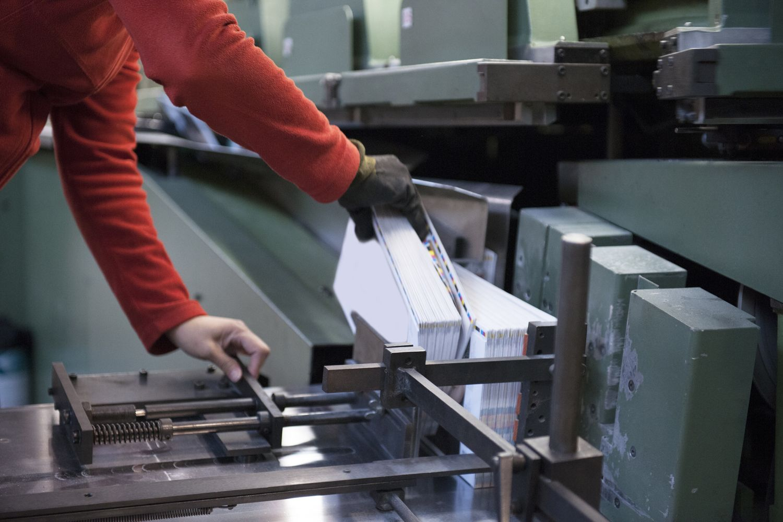 Impresión offset en Valencia