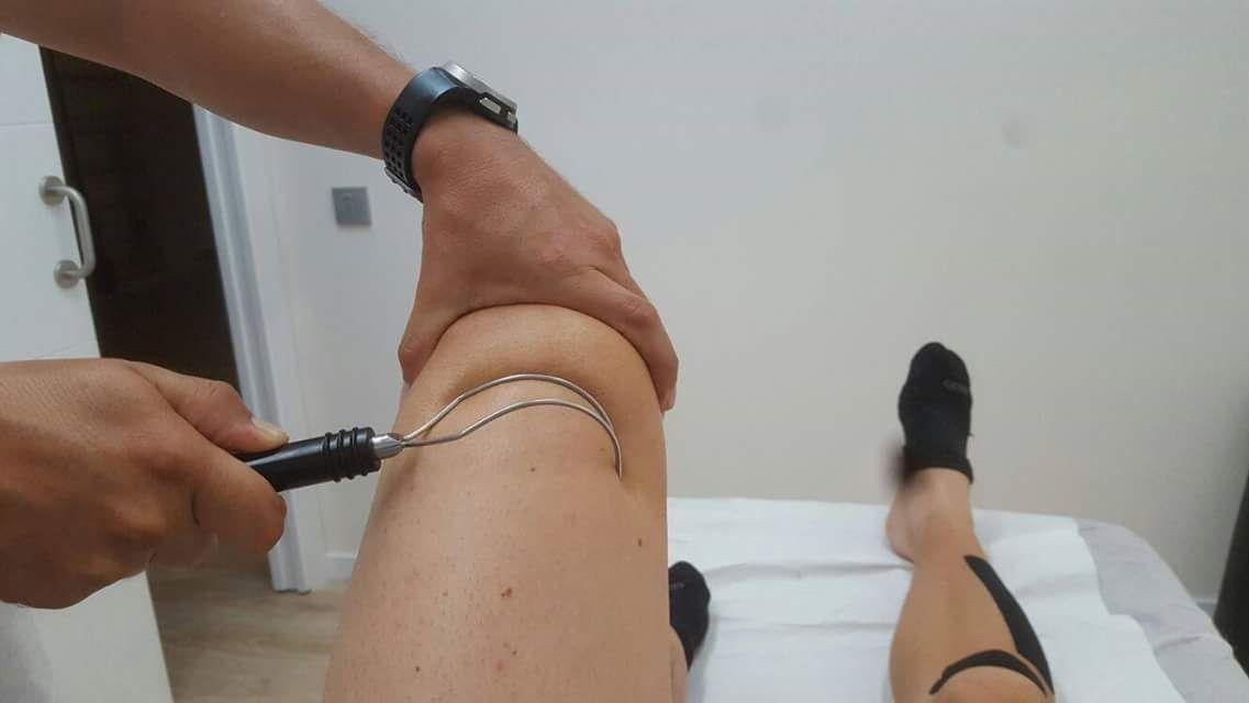 Clínica de fisioterapia en La Laguna