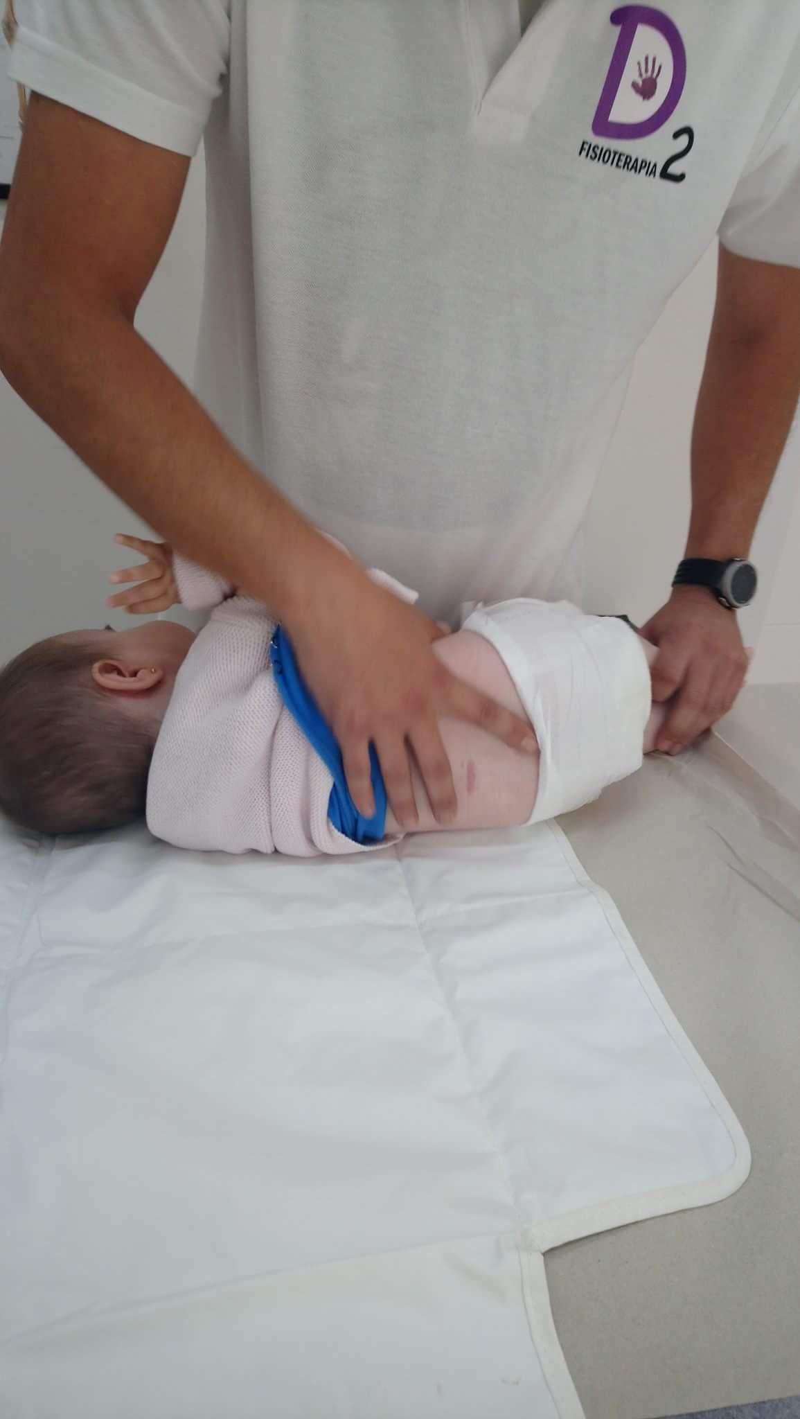 Le mejor terapia para cólicos lactantes en Fisioterapia D2