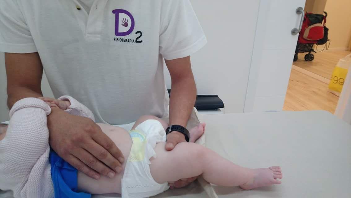 Tratamiento Cólico del Lactante: Nuestros Servicios de Fisioterapia D2