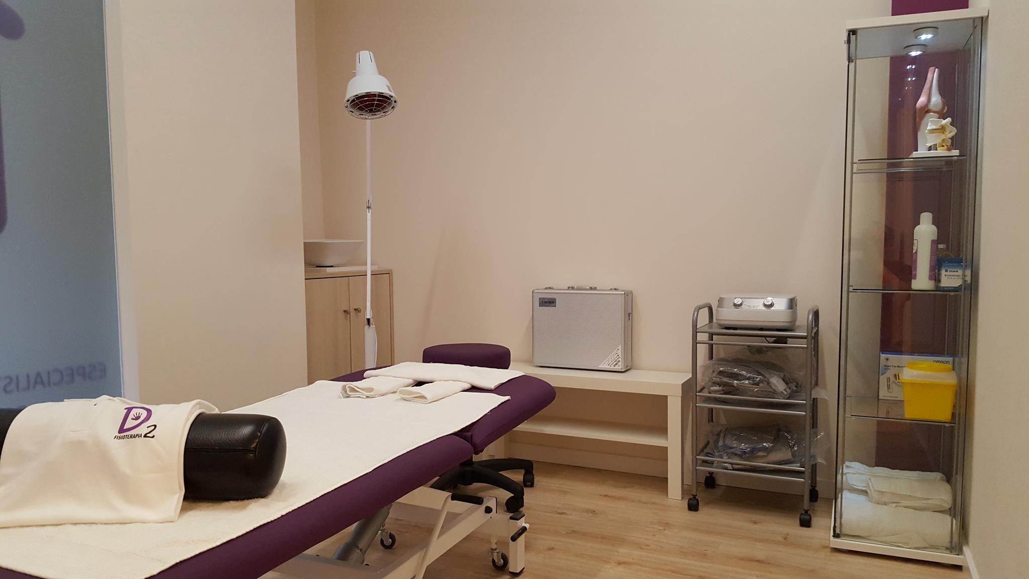 Fisioterapia general: Nuestros Servicios de Fisioterapia D2