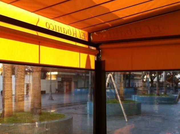 Foto 27 de Toldos en Torremolinos | Toldos Intecsol