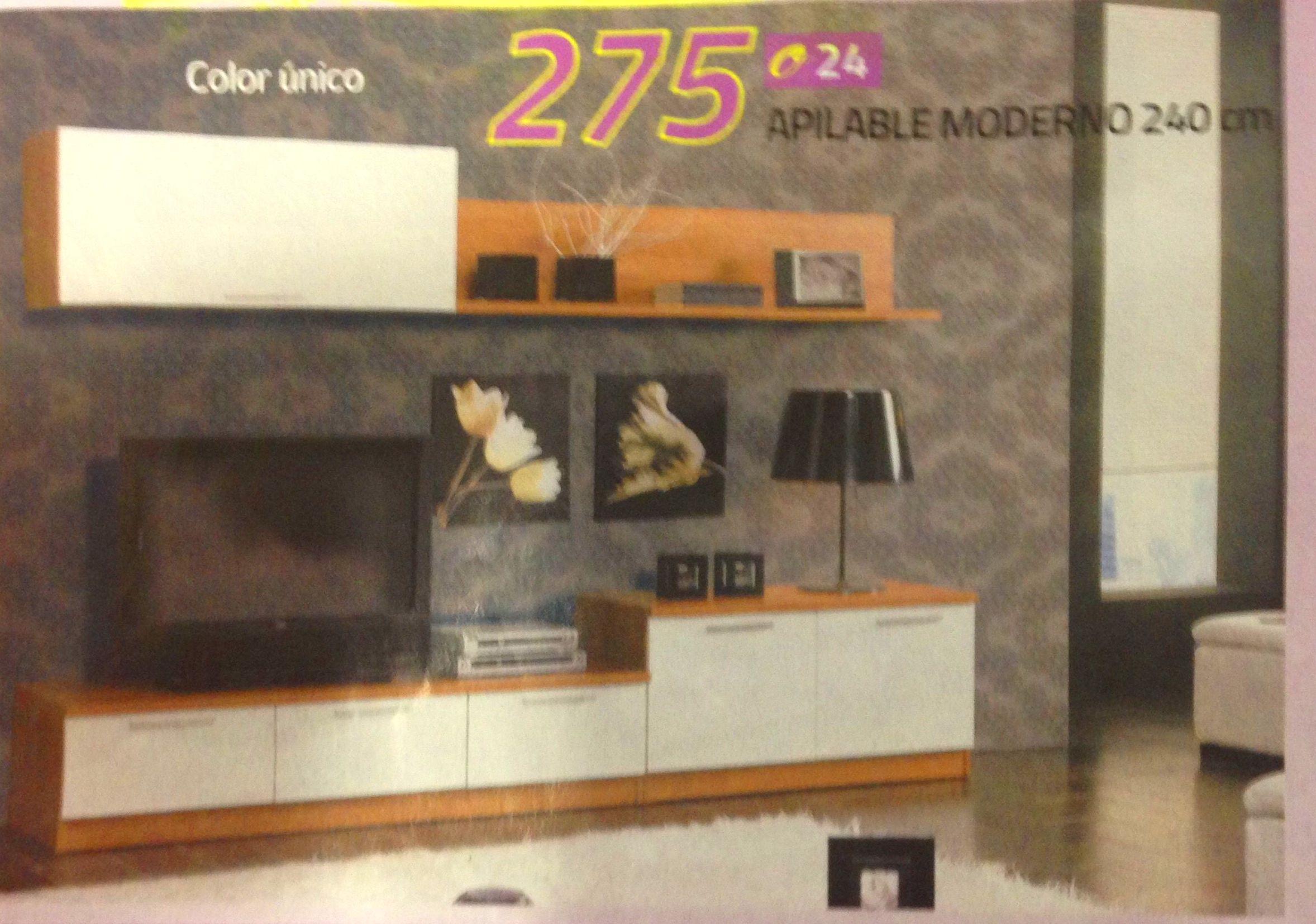 composicion mod.24: Productos  de Muebles Llueca, S. L.