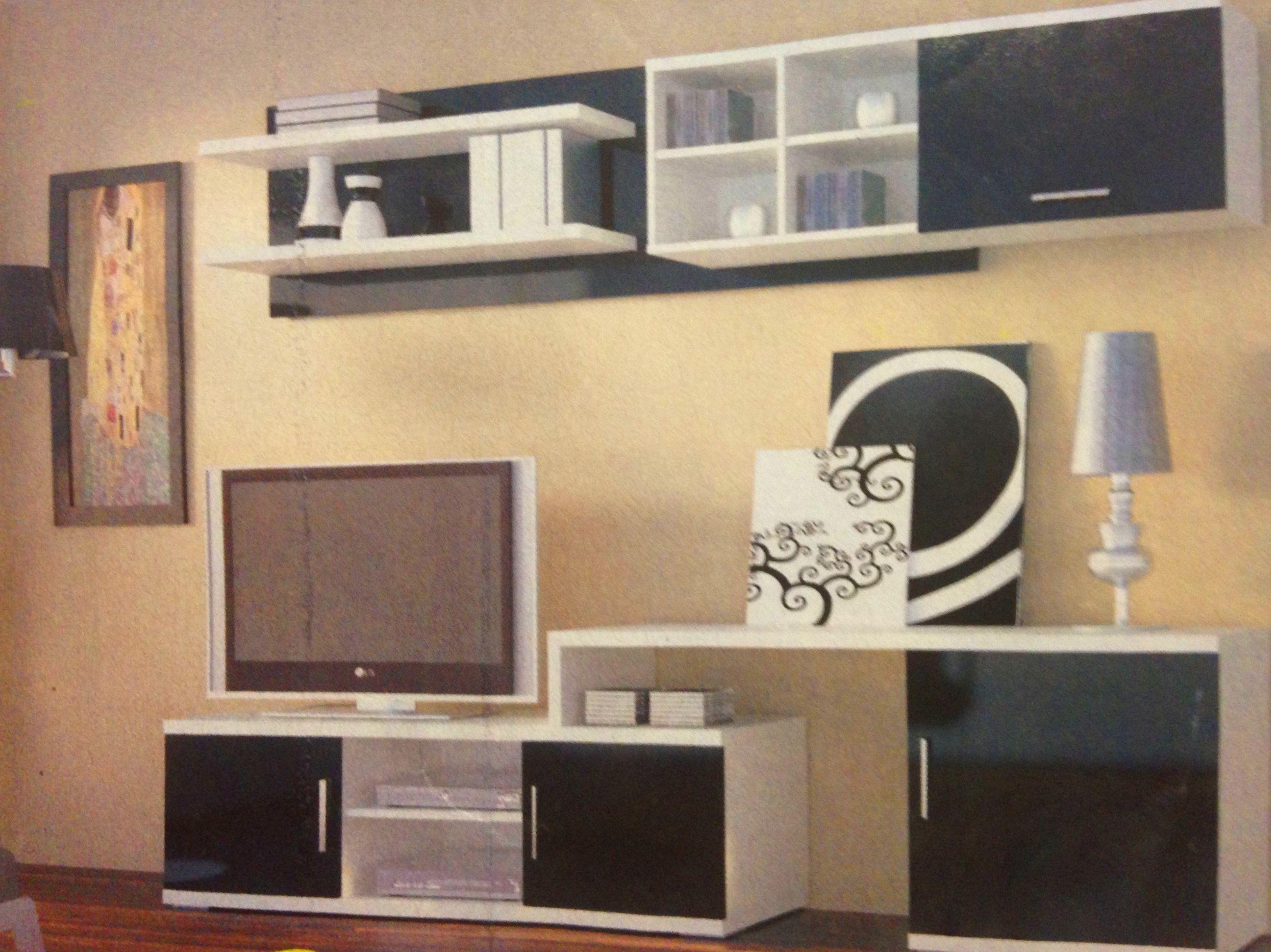 composicion modular modelo 16: Productos  de Muebles Llueca, S. L.