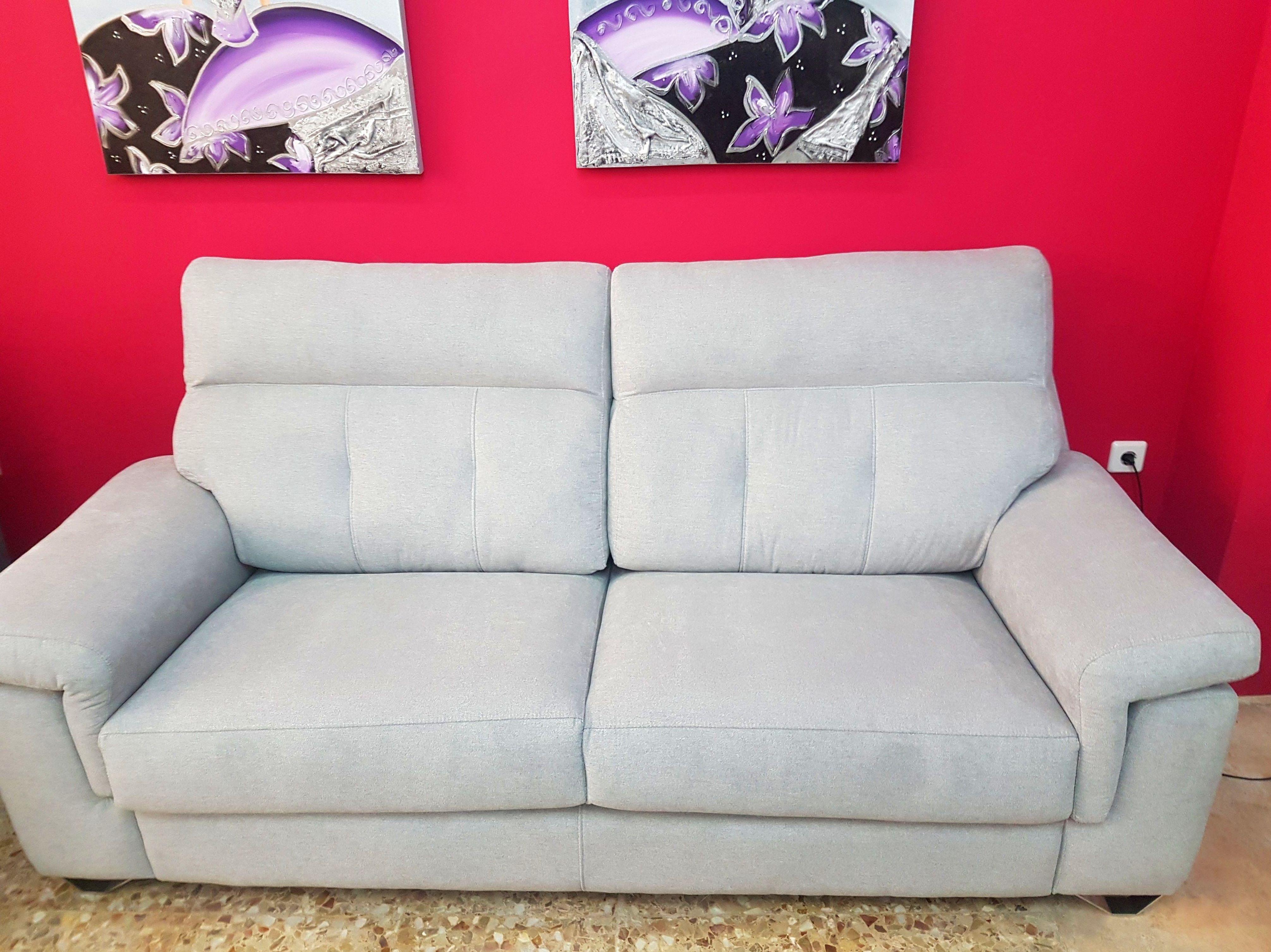 sofa 3 plazas XXL: Productos  de Muebles Llueca, S. L.