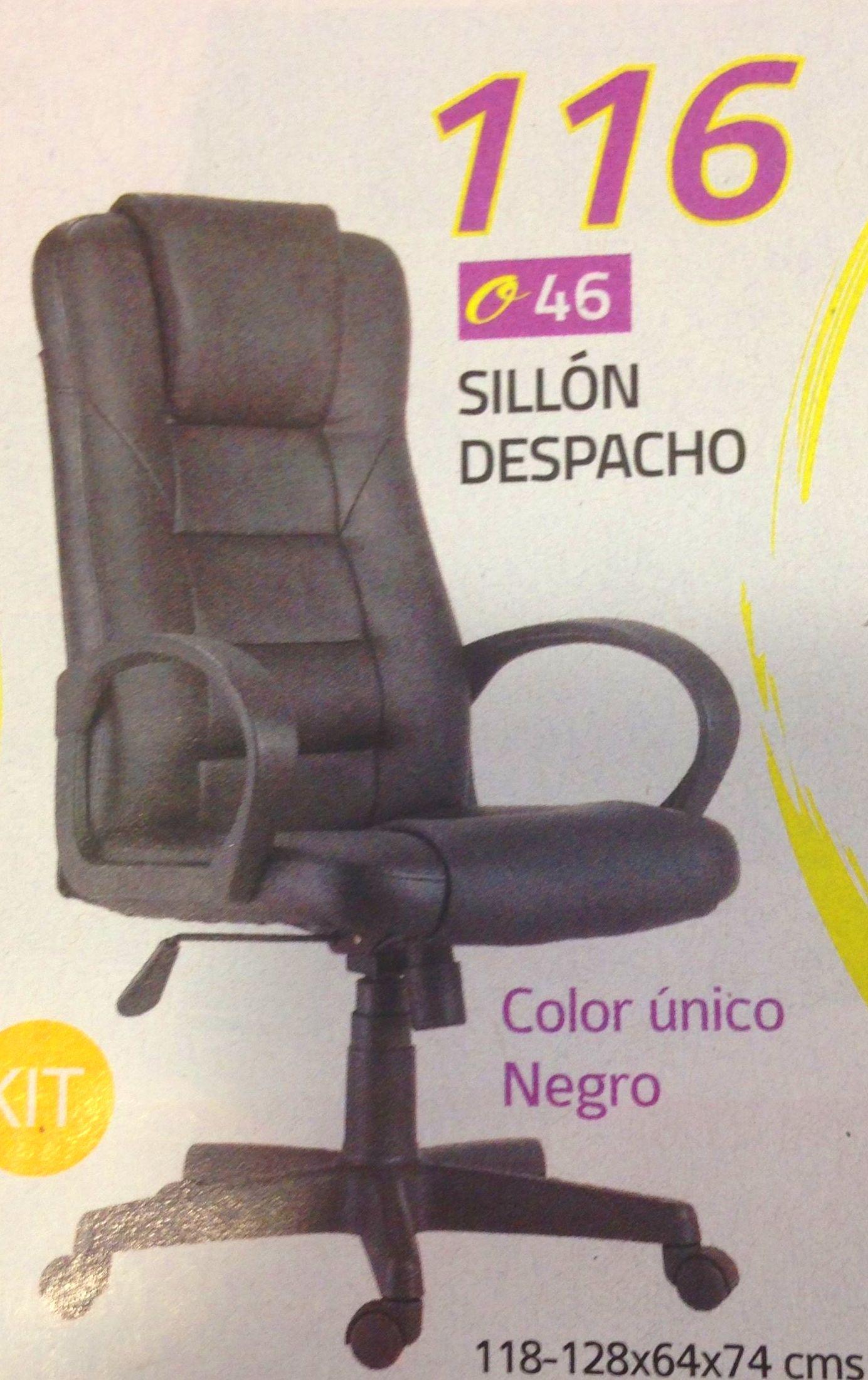 sillon de despacho mod.47: Productos  de Muebles Llueca, S. L.