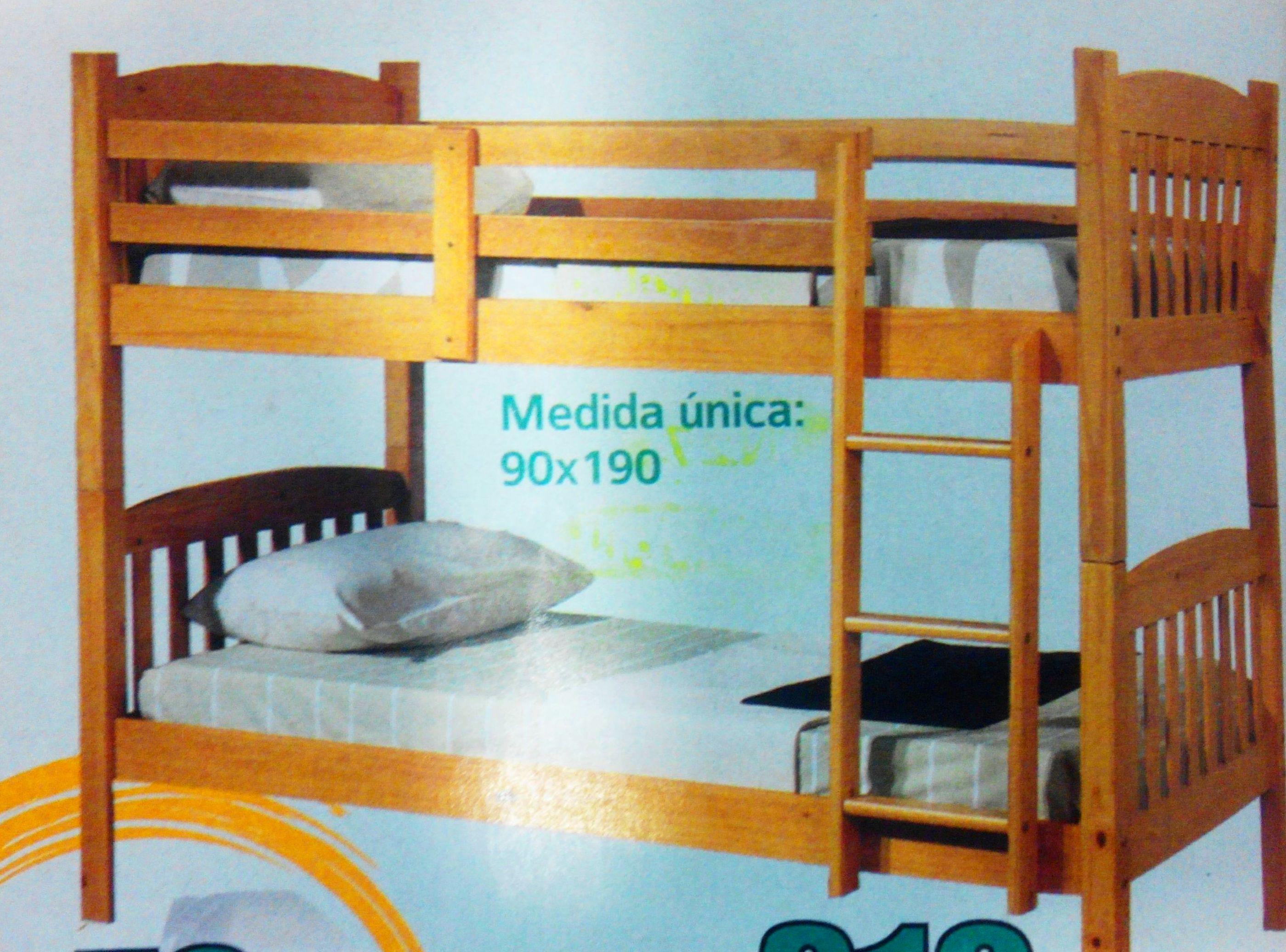 Litera pino mod.35: Productos  de Muebles Llueca, S. L.