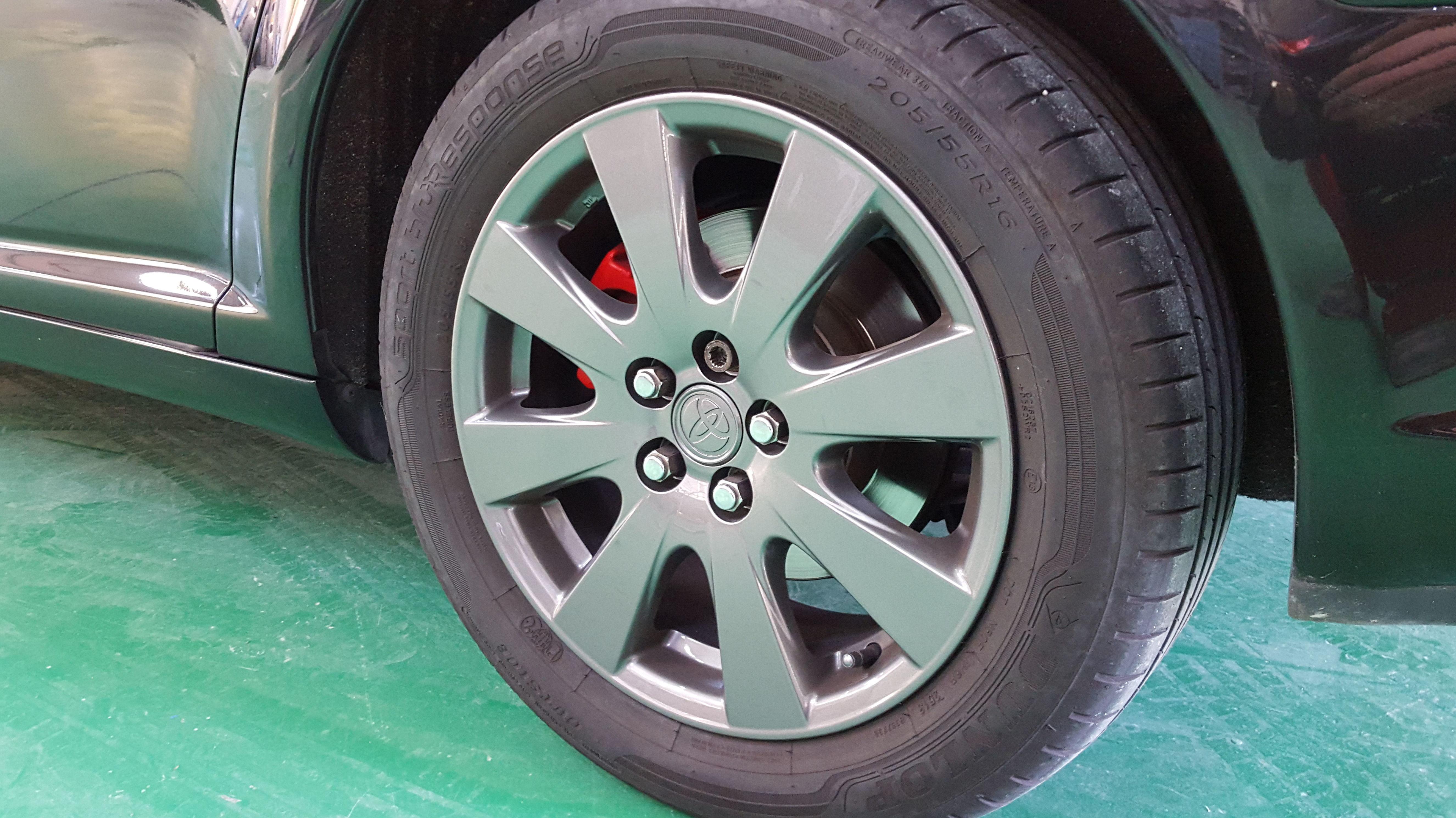 Taller mecánico, Cambio de neumáticos en Leganés