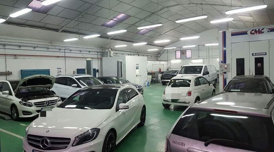 taller de mecánica en Alcorcón