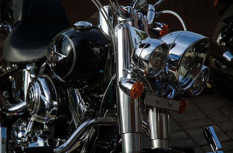 Piezas para moto