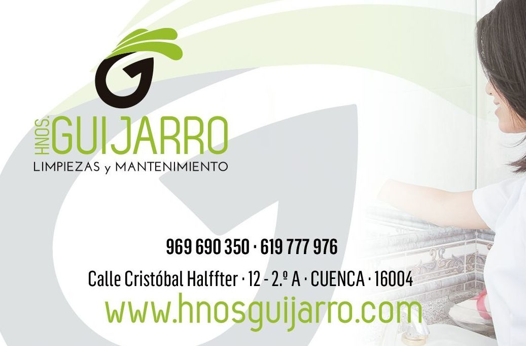 Foto 6 de Limpieza en Cuenca | Limpiezas Hermanos Guijarro